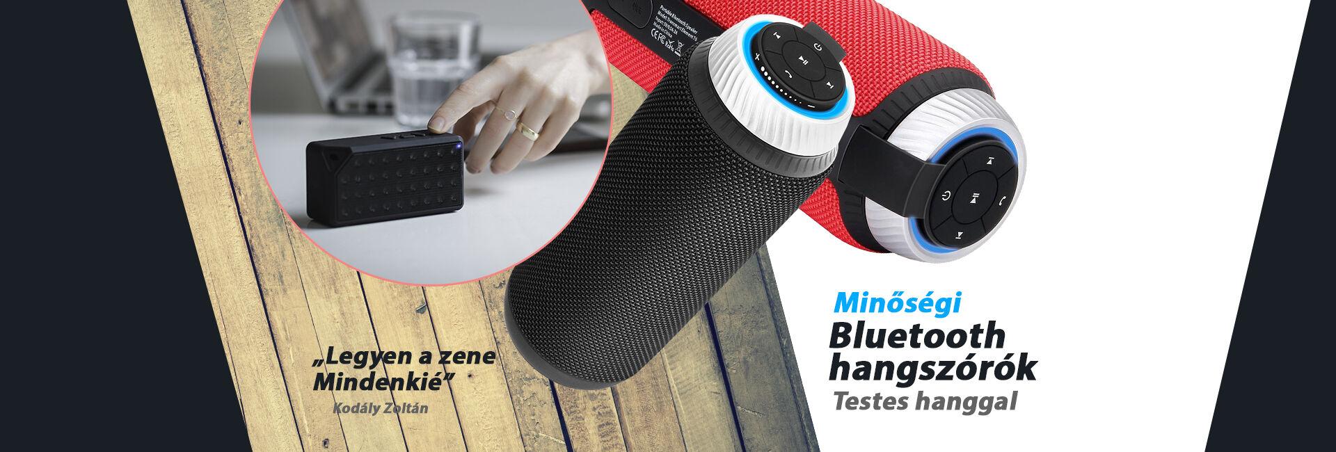 Bluetooth hangsz