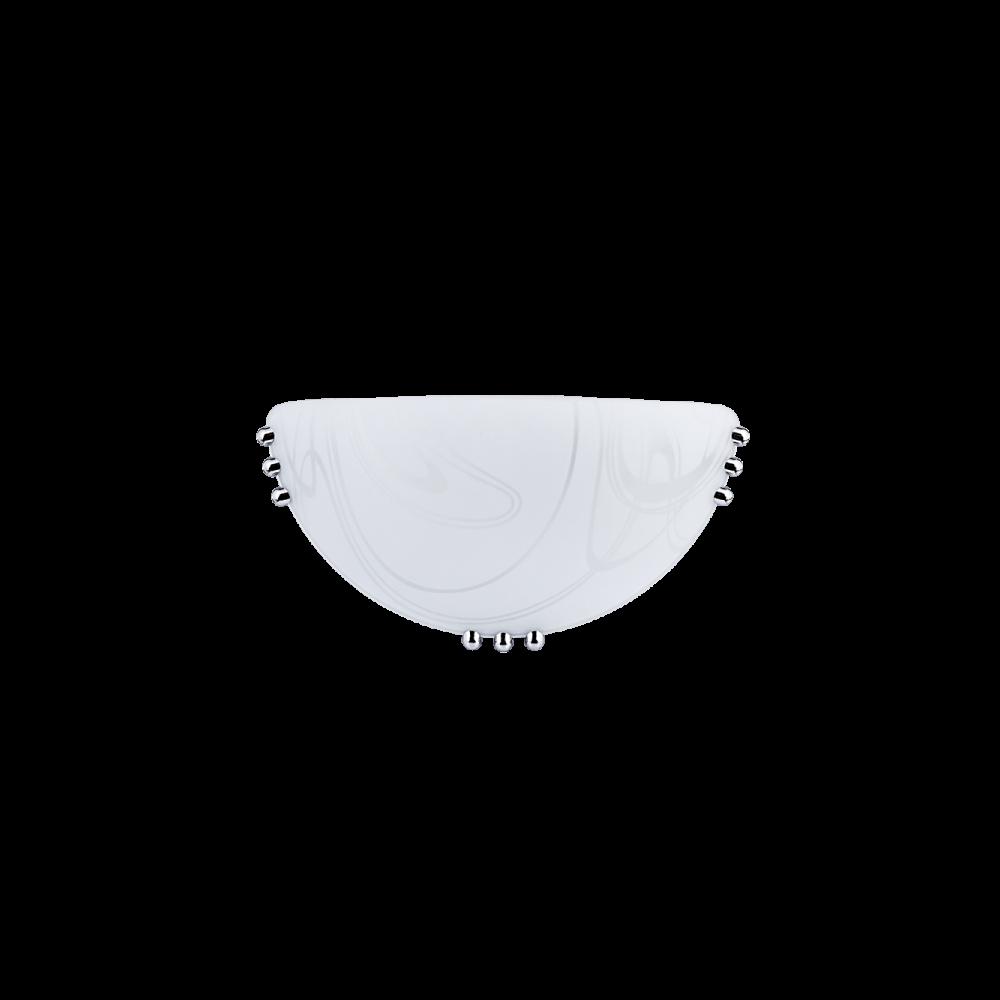 951751 VIRGO 1751 Fali lámpa 1XE27 D300mm/2 WHITE