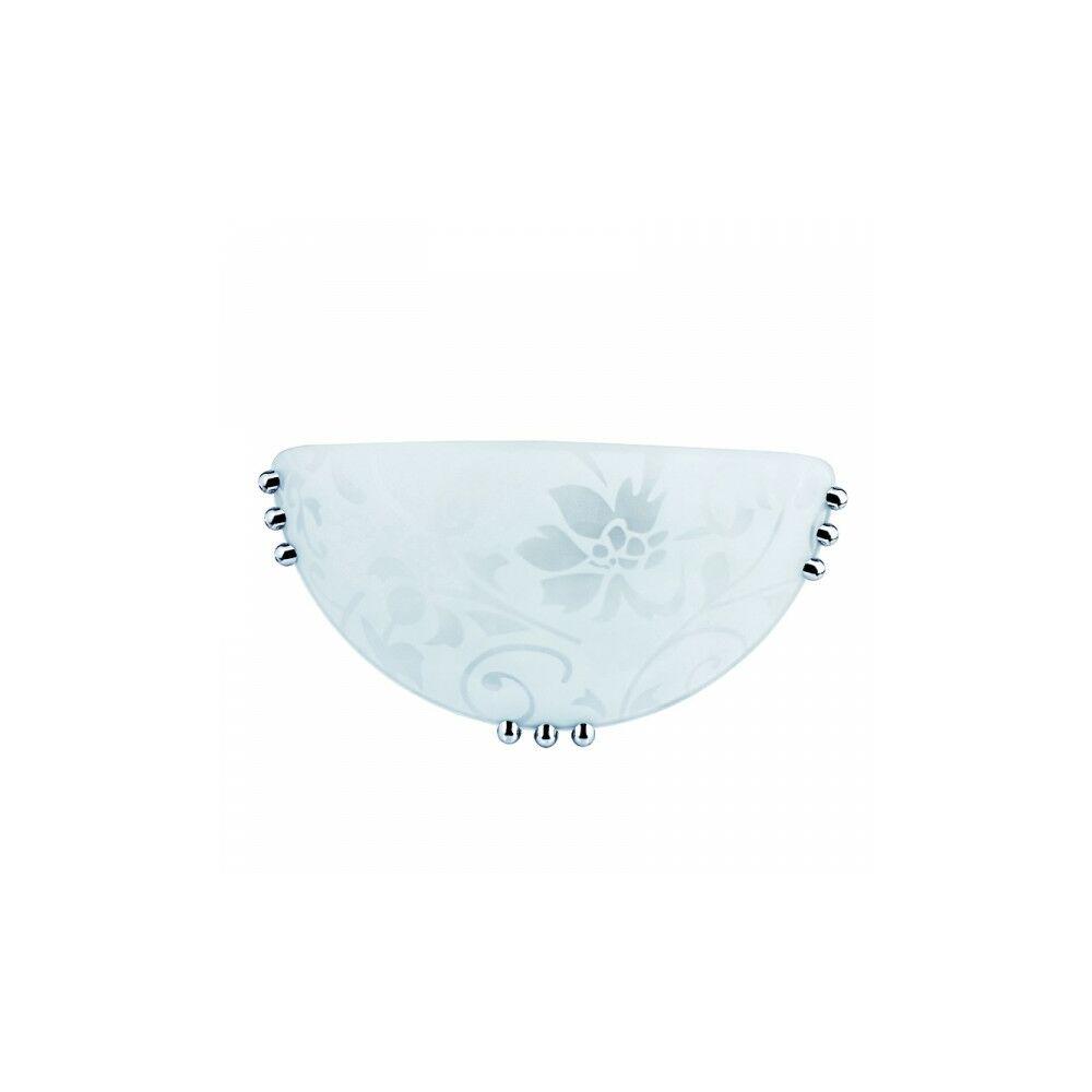 952951 HIER 2951 Fali lámpa 1XE27 D300mm/2 WHITE