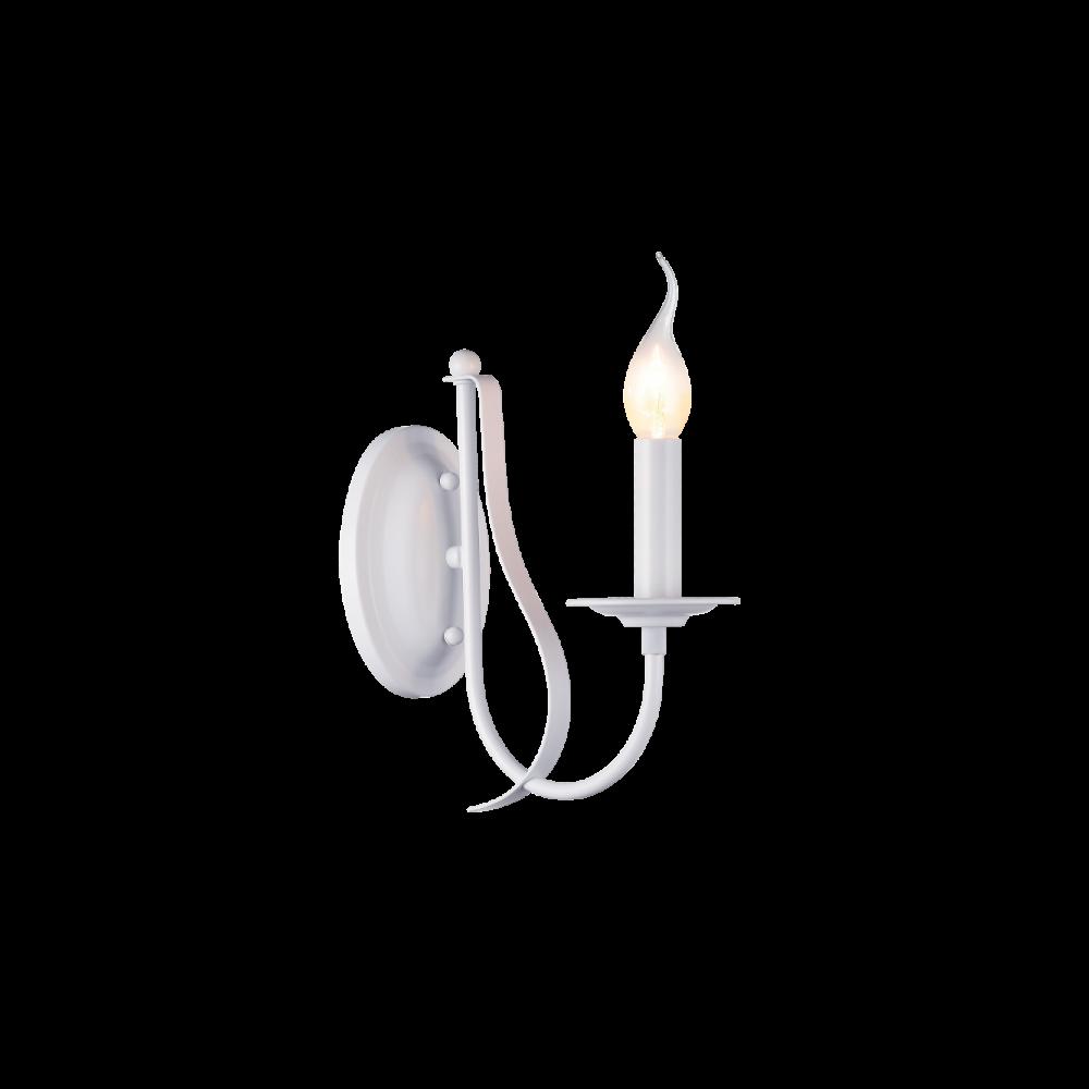 955AMANDA1W/WH AMANDA Fali lámpa 1XE14 WHITE