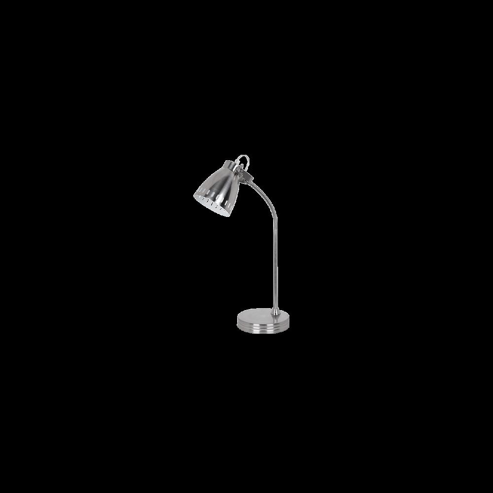 955NOAH1T NOAH Asztali lámpa 1XE27 SATIN NICKEL