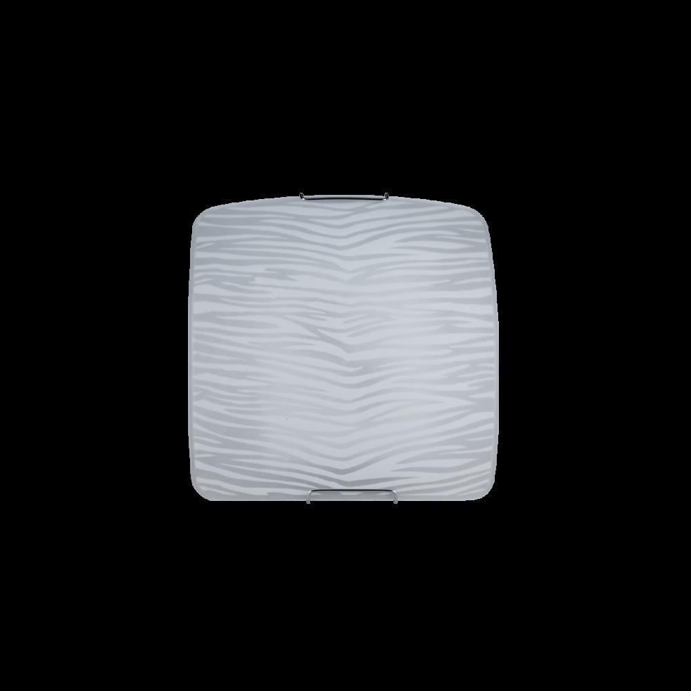 958960 EROS 8960 Fali lámpa 2ХЕ27 300X300mm WHITE