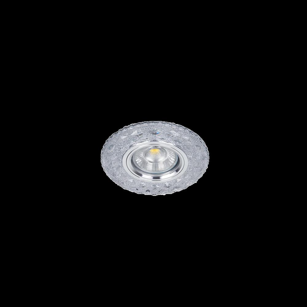 925774S-CL CR-774-CL Beépíthető Spot MR16+LED 3W-4000K