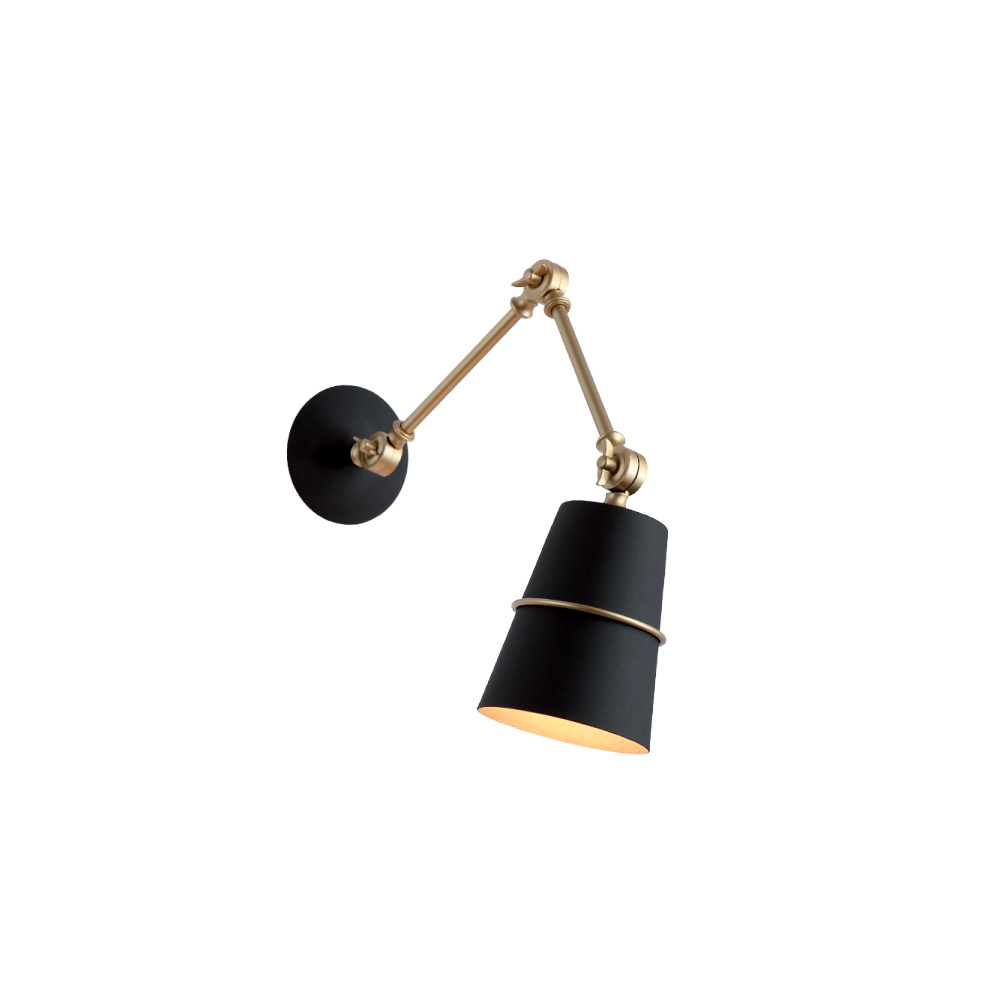 955SPIDER1W-BK SPIDER Fali lámpa 1XE27 BLACK