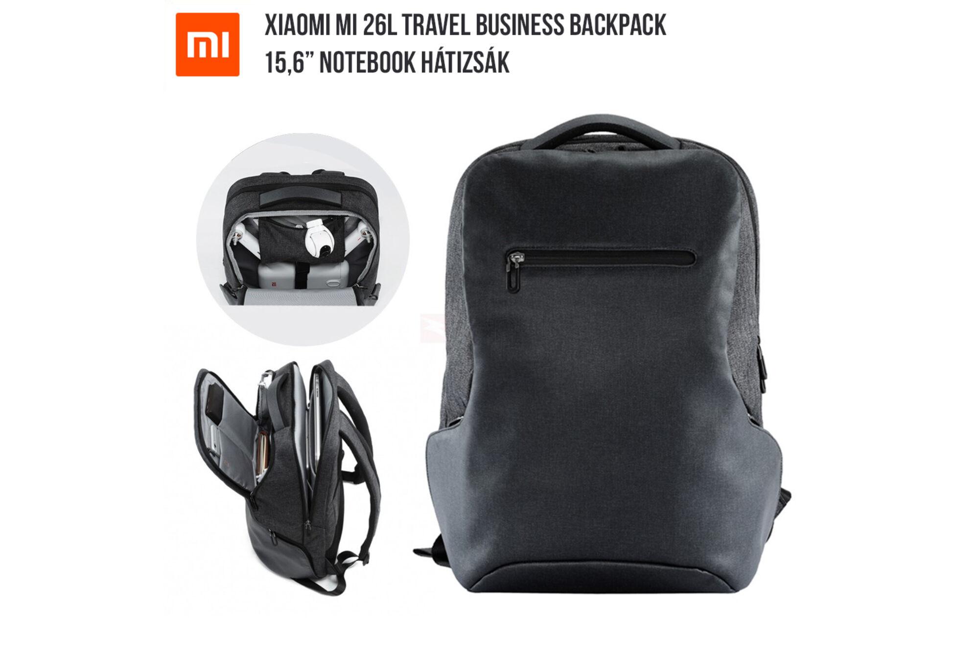 Xiaomi Mi 26L Travel Business Backpack notebook hátizsák - Notebook Táska cde22dbb48