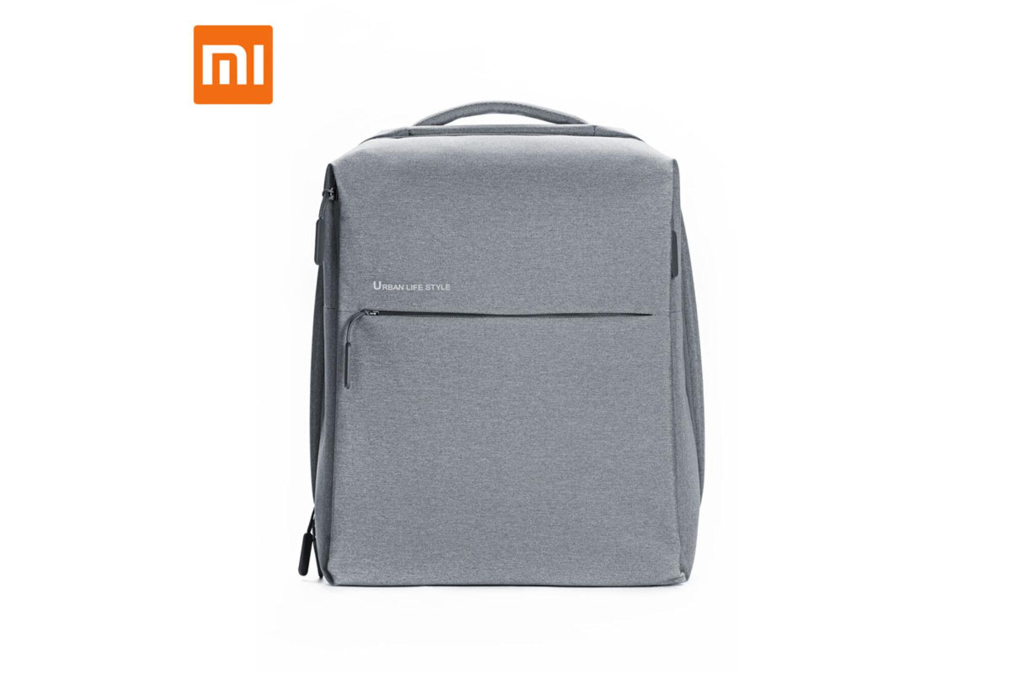 Xiaomi Minimalist Urban laptop hátizsák - VILÁGOSSZÜRKE - Notebook Táska 3d994eaf88