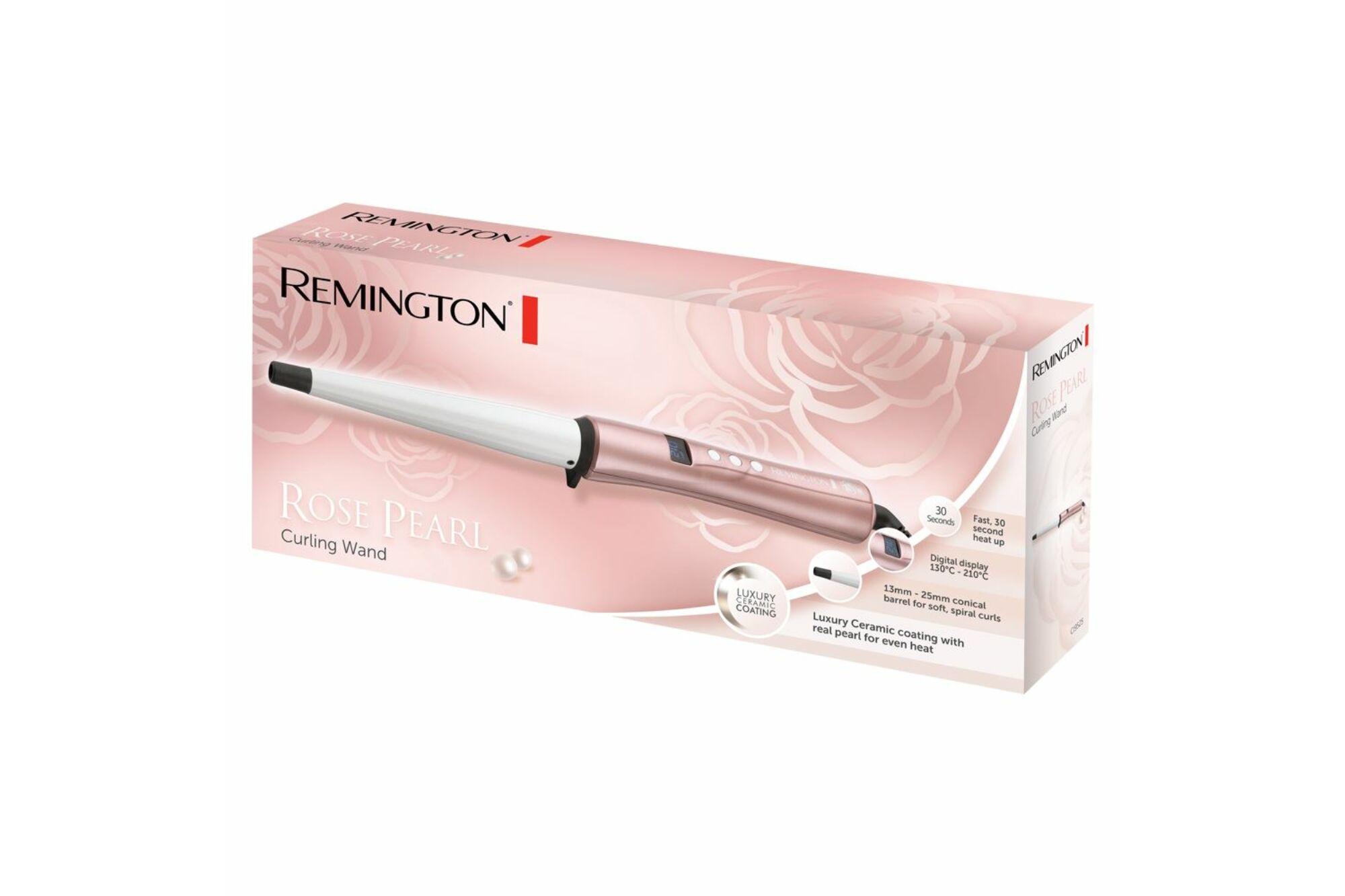 Remington CI9525 Rose Luxe Kúpvas - Hajsütővas bc00571c53