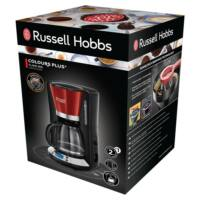 Russel Hobbs 24031-56 Colours Plus+ piros kávéfőző