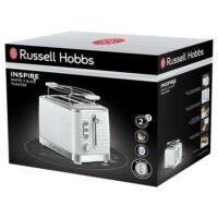Russel Hobbs 24370-56 Inspire fehér kenyérpirító