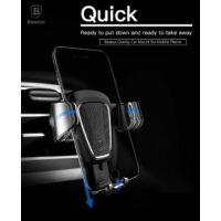 Baseus SUYL-B01 Prémium minőségű univerzális autós telefontartó