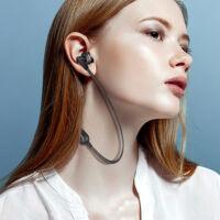 Awei Bluetooth Sztereo Sport Headset B990BL, Fekete