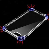 Hátlap Tok, Anti Shock 0,5mm, Samsung A115 Galaxy A11 Víztiszta átlátszó