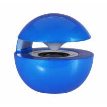 Led Ball Mini Bluetooth hangszóró LED világítással, Kék