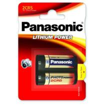 Elem Lithium Panasonic 2CR5 - 1db csomagonként