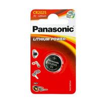 Elem Lithium Panasonic CR2025 - 1db csomagonként