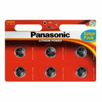 Elem Lithium Panasonic CR2025 - 6db csomagonként