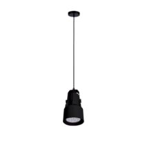 93SKY2211PCW/BL SKY Függeszték 1XE27 PAR30 6400K D100mm BLACK