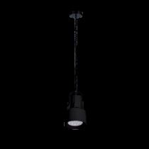 93SKY2211PWW/BL SKY Függeszték 1XE27 PAR30 3000K D100mm BLACK