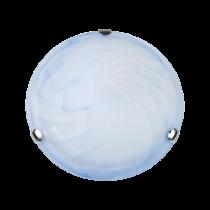 9500640024 VIVIAN Mennyezeti lámpa 2ХЕ27 D400mm BLUE