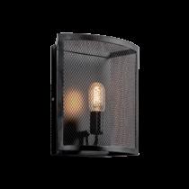955BLAKE1W BLAKE Fali lámpa 1XE27 BLACK