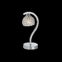 955LIZA1T/CH LIZA Asztali lámpa 1XE14 CHROME