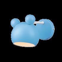 955MICKEY1W/B MICKEY Fali lámpa 1XE27 BLUE