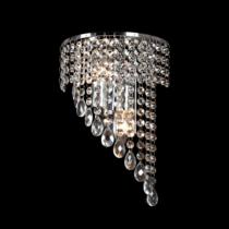 955INNA2W-CH INNA Fali lámpa 2XE14 CHROME
