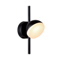 955OLIVIA7W OLIVIA LED Fali lámpa 7W-3000K BLACK