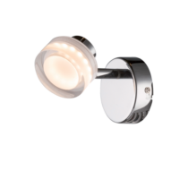 955CAMEO5W CAMEO LED Spot 5W-3200K CHROME