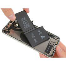 Mobiltelefon akkumulátor, Iphone X (bulk)