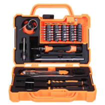 Jakemy Professional Precíziós Szerszámkészlet, Javítókészlet JM-8139 45 db-os készlet