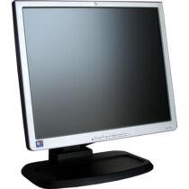 """17"""" HP 1740 LCD Monitor (1280x1027, TN) - Ezüst"""