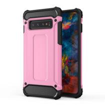 Armor Karbon Hátlap Tok, Samsung A605 Galaxy A6 Plus 2018 Pink