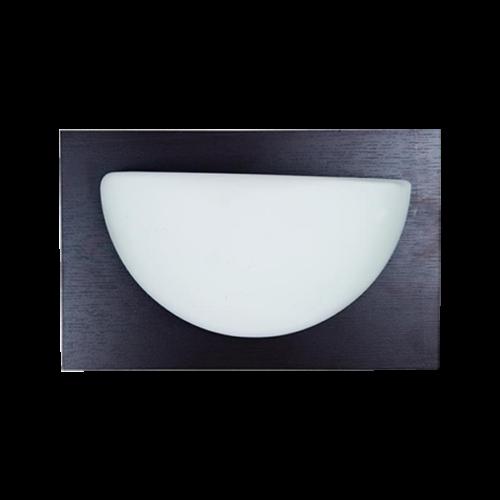 951451W ARTEMIS 1451 Fali lámpa 1ХЕ27 280X170mm WENGE