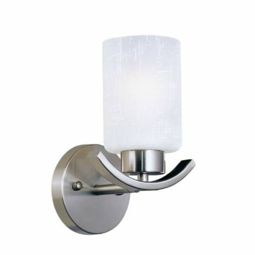 955ADEL1W/SN ADEL Fali lámpa 1XE27 SATIN NICKEL