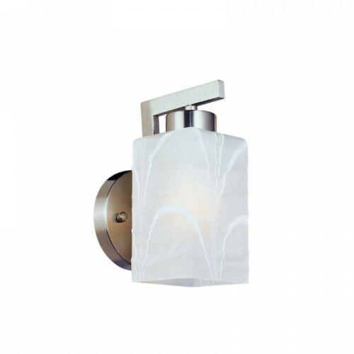 955ALICE1W ALICE Fali lámpa 1XE27 SATIN NICKEL