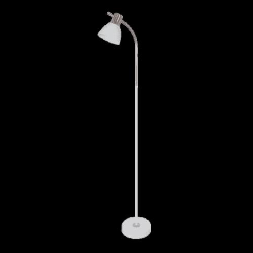 955BEN1F/WH BEN Álló lámpa 1XE27 H1510mm WHITE