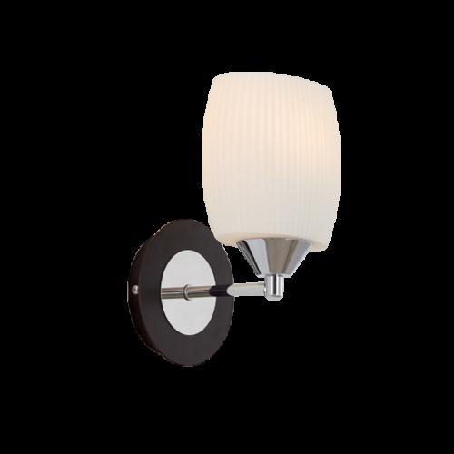 955CECIL1W CECIL Fali lámpa 1XE27 WENGE