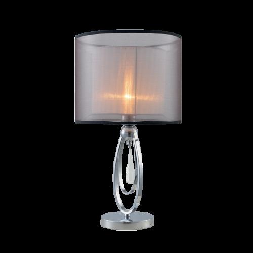 955MERY1T/CH MERY Asztali lámpa 1XE27 D320X570mm CHROME