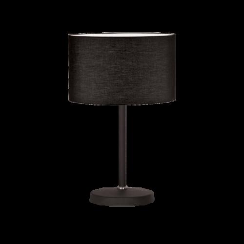 955TOMY1T TOMY Asztali lámpa 1XE14 DARK GREY D240X490mm