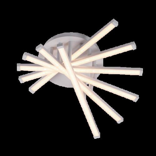 955JOSEY48W JOSEY LED Csillár 48W-5000K MAT WHITE