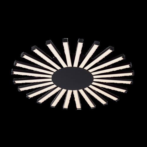 955JOSEY96-BL JOSEY LED Csillár 96W-3000K BLACK