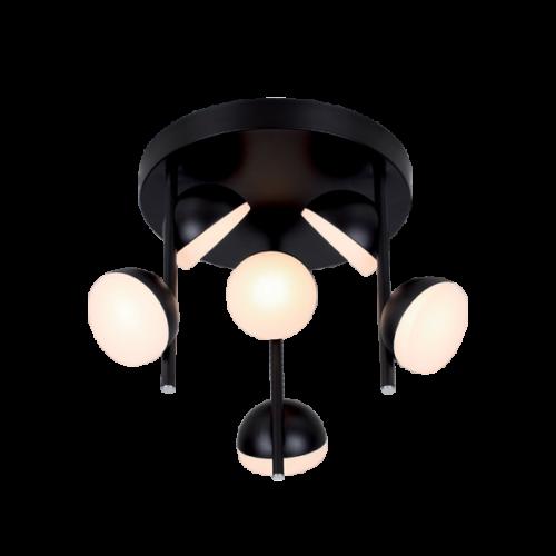 955OLIVIA42 OLIVIA LED Csillár 42W-3000K BLACK