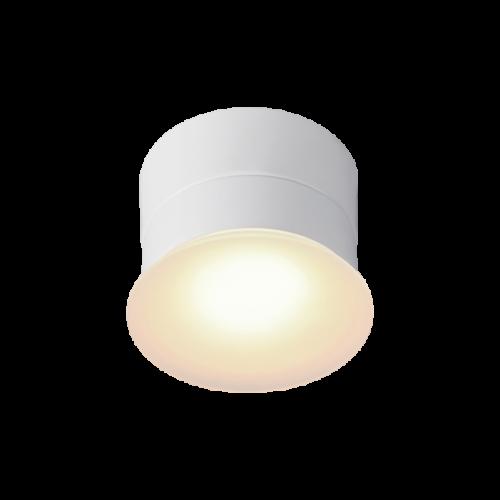 955AZZAR7 AZZAR LED Fali lámpa 7W-3000K MAT WHITE