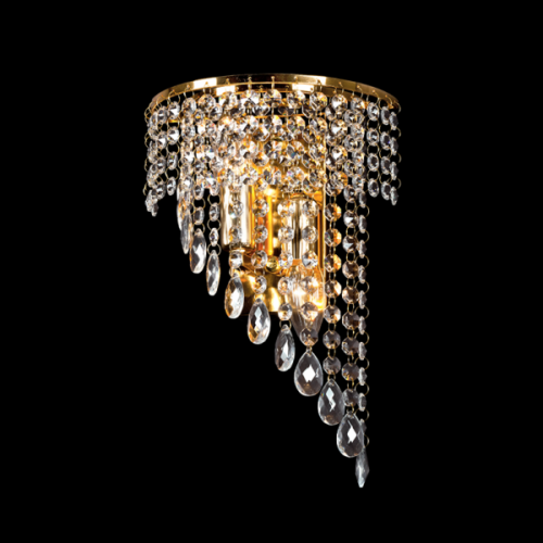 955INNA2W-GD INNA Fali lámpa 2XE14 GOLD