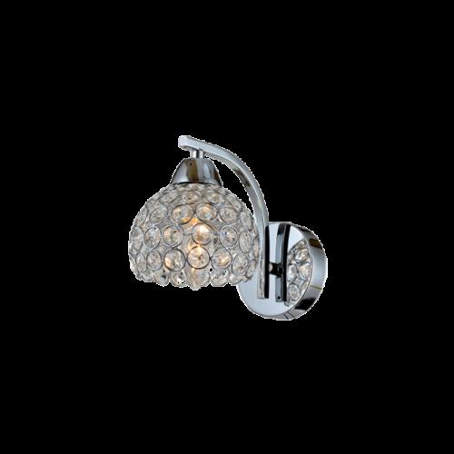 955LIZA1W-CH LIZA Fali lámpa 1XE14 CHROME