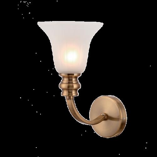 955MARTA1W MARTA Fali lámpa 1XE27 GOLD BRONZE