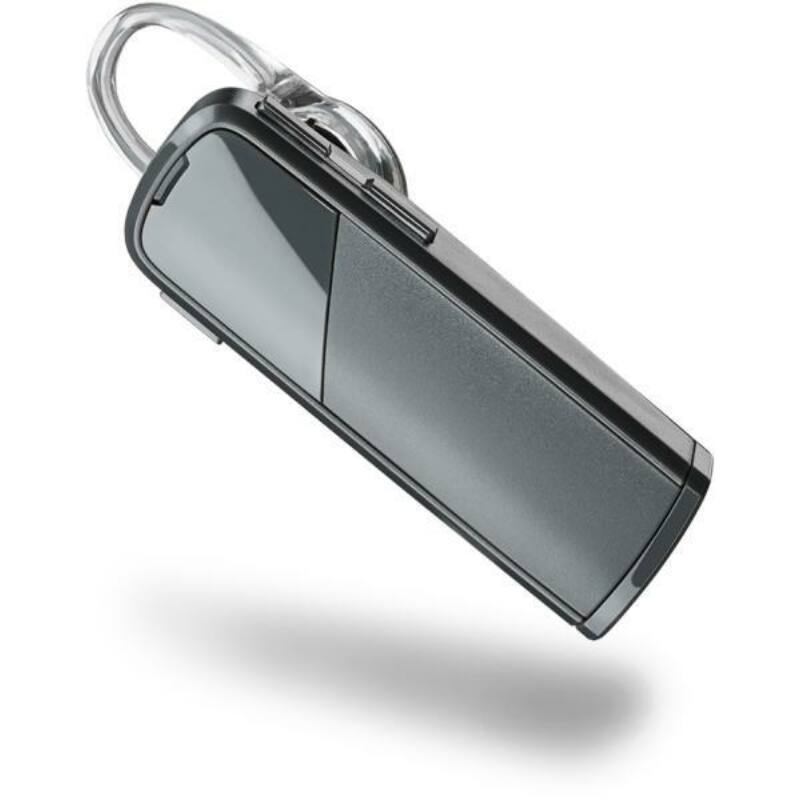Plantronics Explorer 80 Bluetooth Headset - Fekete