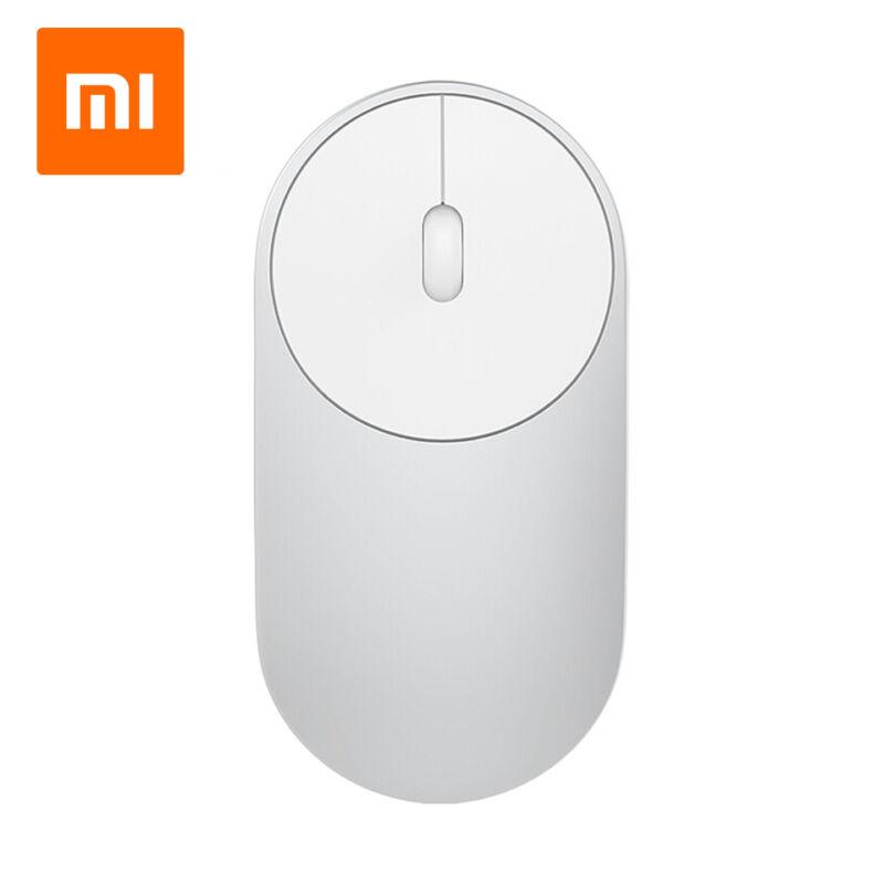 Xiaomi Mi Portable Mouse vezeték nélküli egér 2.4G/BT (HLK4007GL) – EZÜST