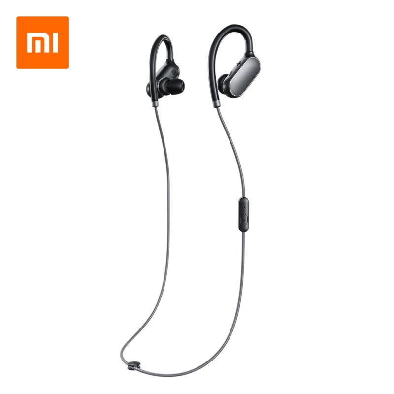 Xiaomi Mi Sport sztereó Bluetooth fülhallgató (ZBW4378GL) - FEKETE